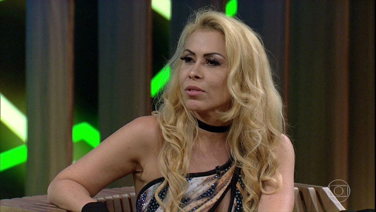 Joelma fala de sua trajetória e explica escolha por música de Marisa Monte