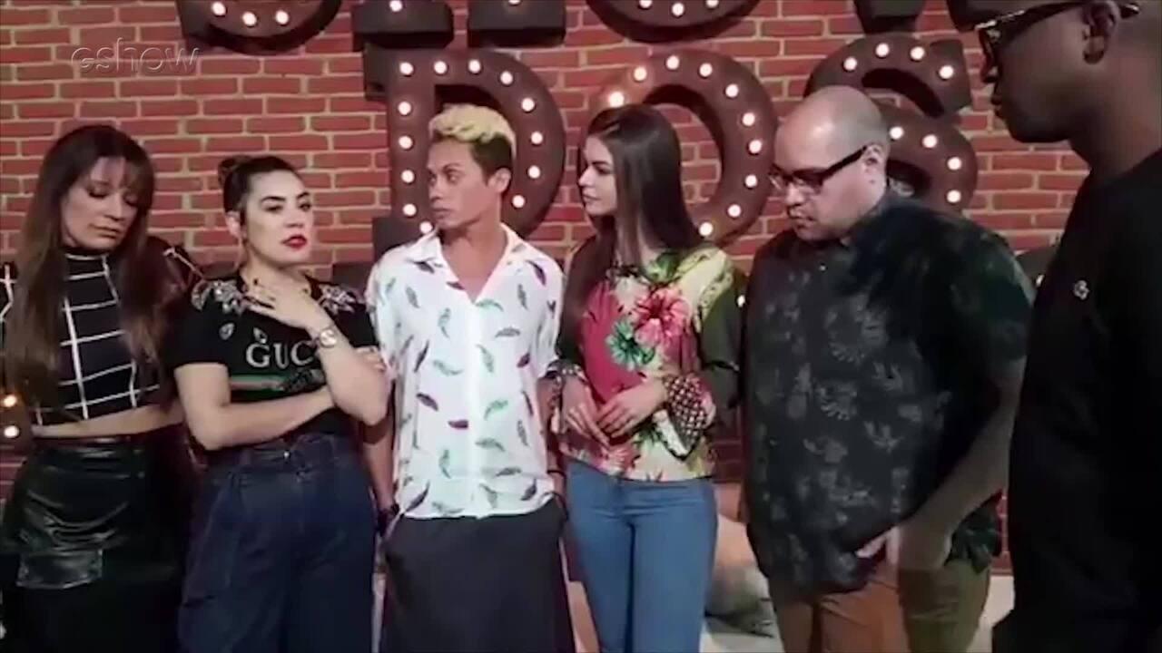 Finalistas do Show dos Famosos comentam participação no quadro