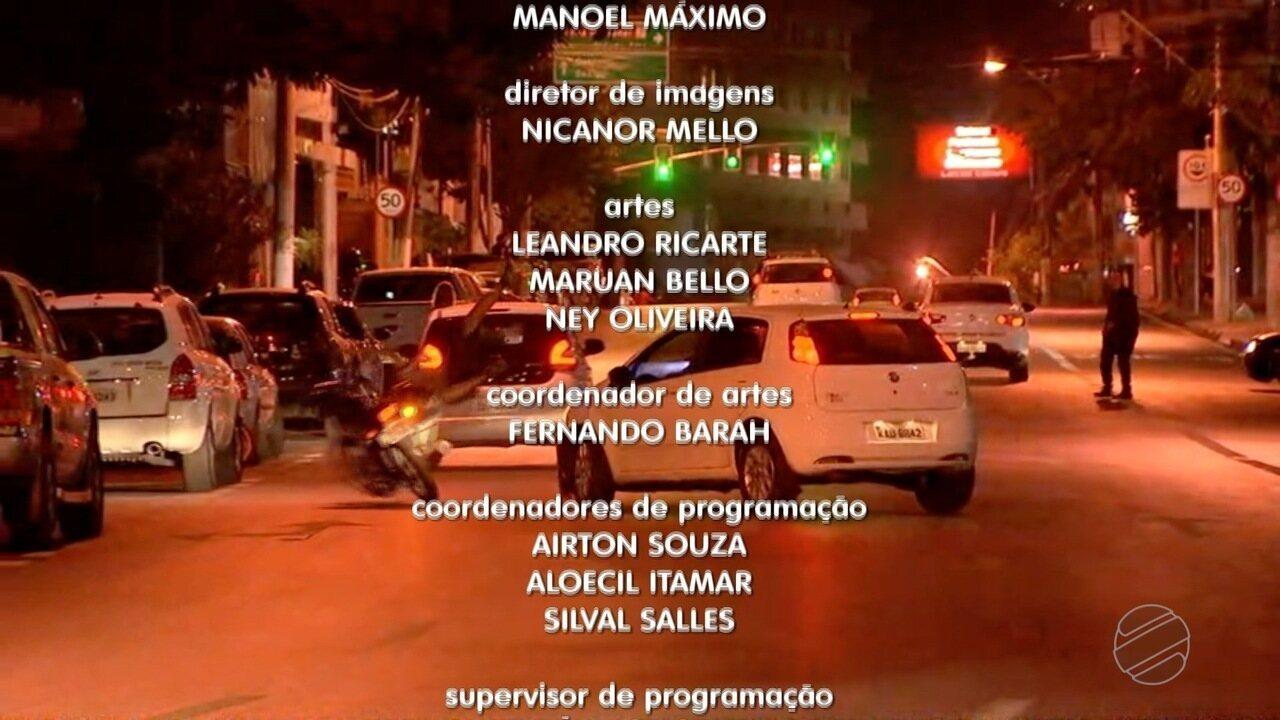 Acidente é mostrado ao vivo em Cuiabá