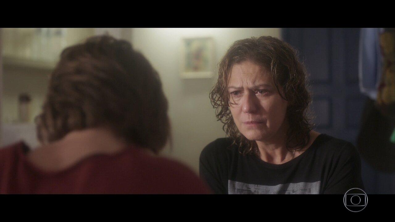 Cássia revela verdade sobre passado de Maria e Nonato