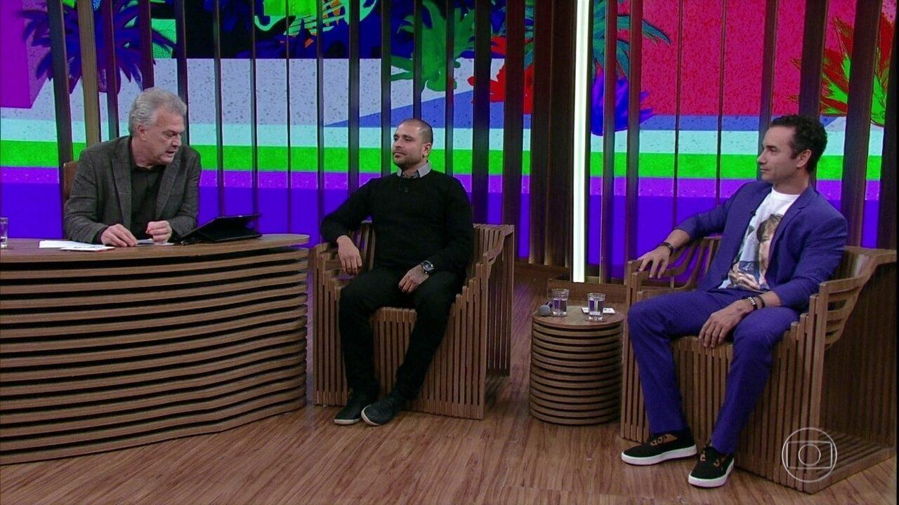 Diogo Nogueira e Marco Luque opinam sobre o desempenho da Seleção na Copa da Rússia