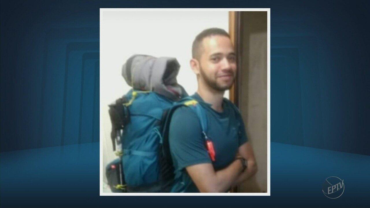 Turista de SP que estava desaparecido há 1 semana é encontrado com vida em Passa Quatro