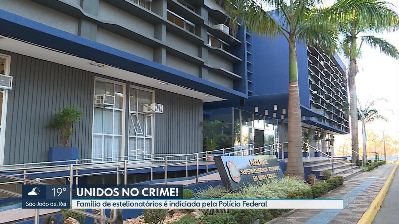 Polícia Federal em MG cumpre mandados contra quadrilha suspeita de fraudar financiamentos