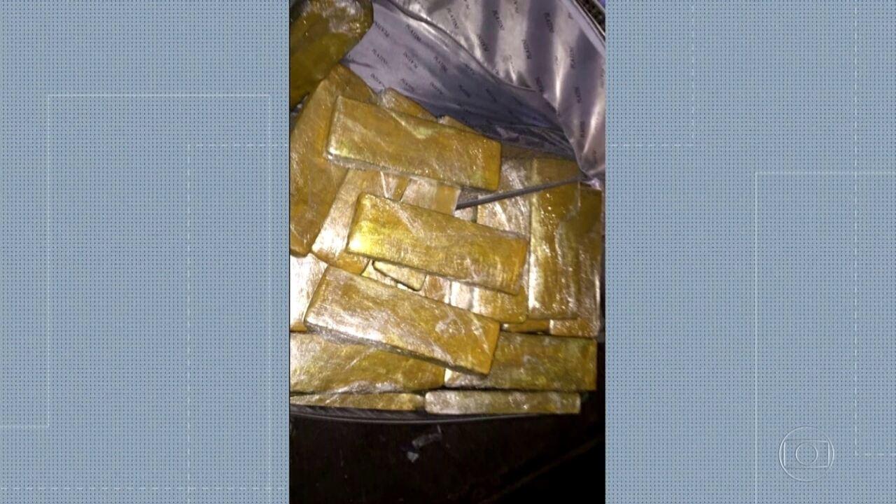 Cidades da Costa Verde são usadas no comércio de drogas