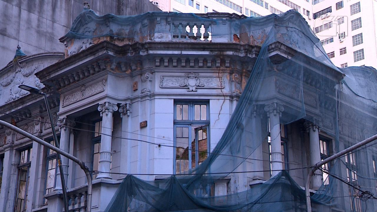 Casarão abandonado em Porto Alegre guarda histórias de família imigrante italiana