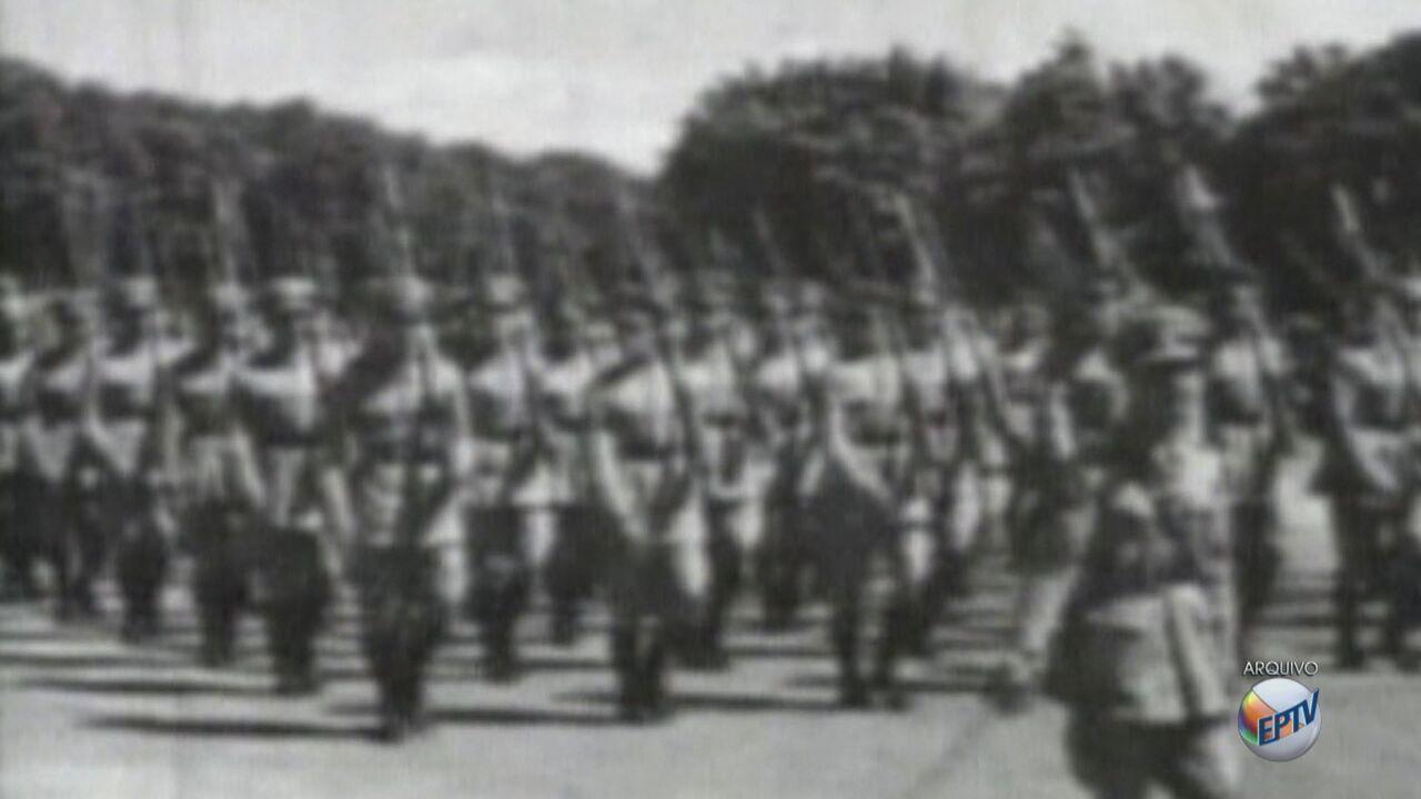 Cidades da região guardam lembranças da Revolução Constitucionalista de 1932