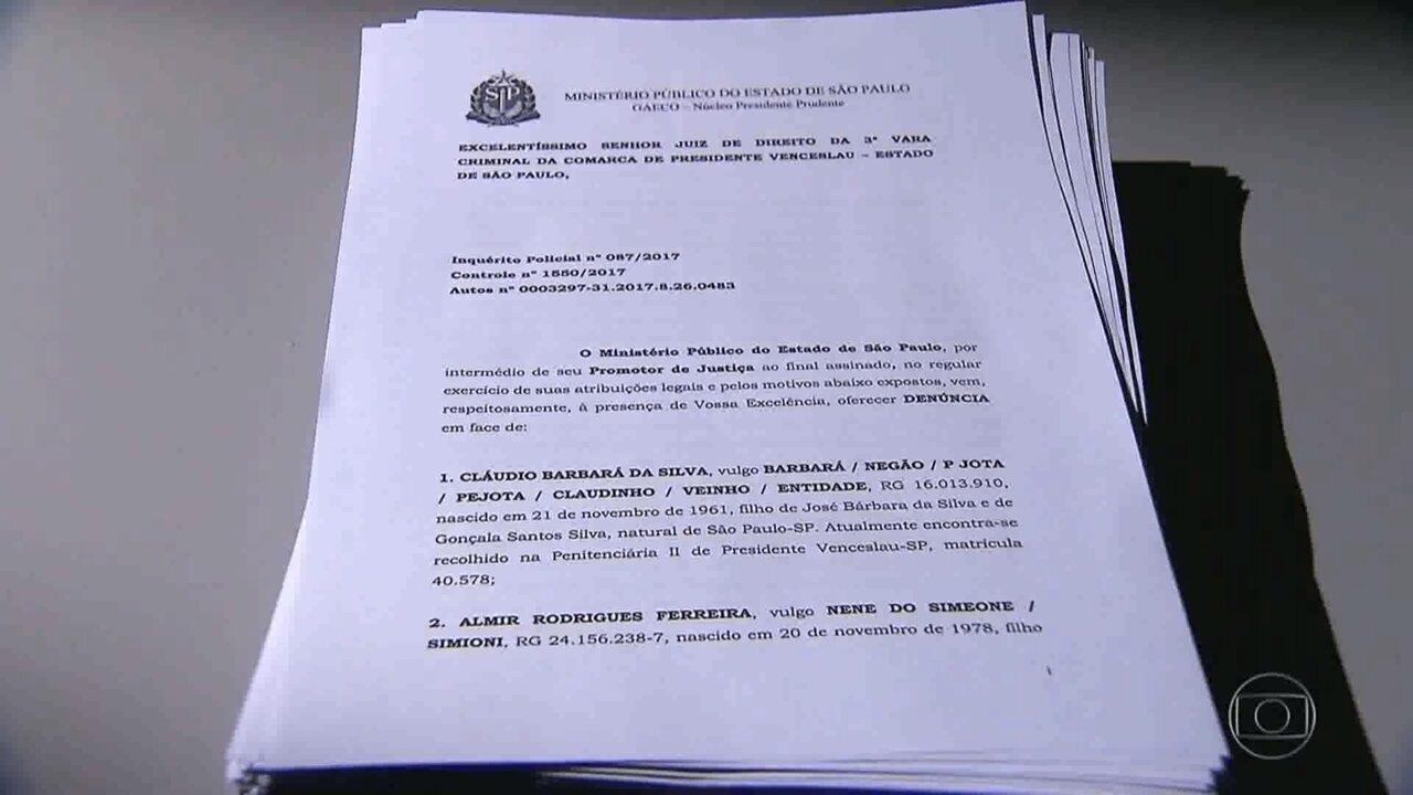 Denúncia do MP aponta atuação de organização criminosa nacional em Santa Catarina