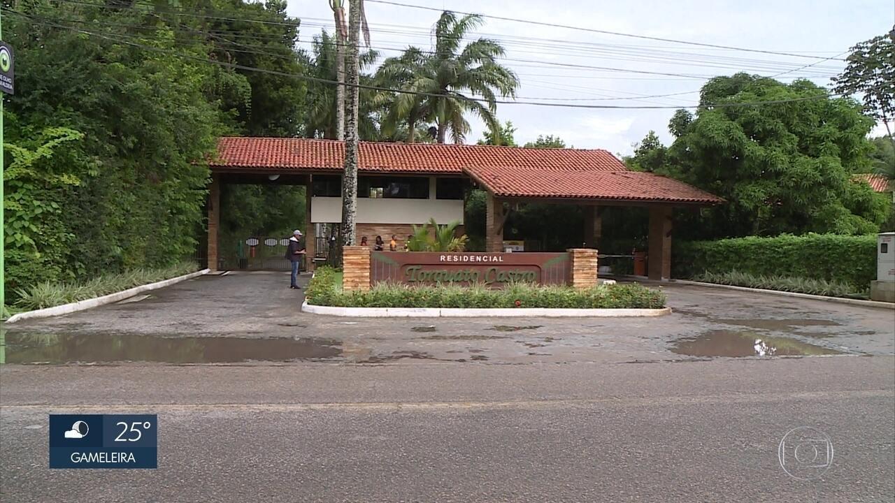 Polícia volta a fazer inspeções em condomínio onde médico foi encontrado morto em Aldeia