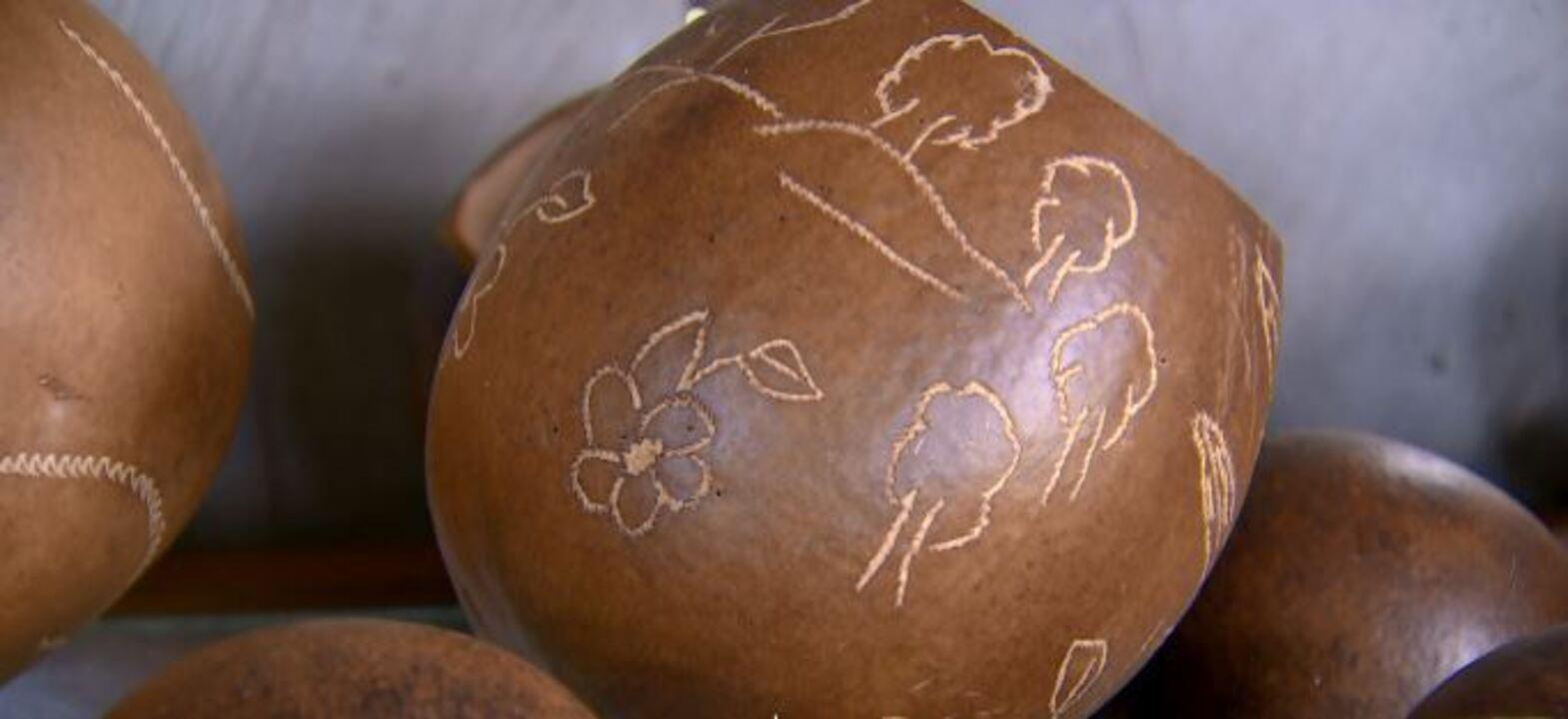Reportagem especial mostra artesanato feito com sementes comuns da Amazônia