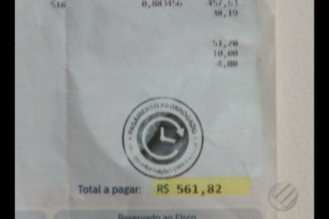 Consumidores reclamam que são obrigados a pagar duas vezes a mesma conta de energia