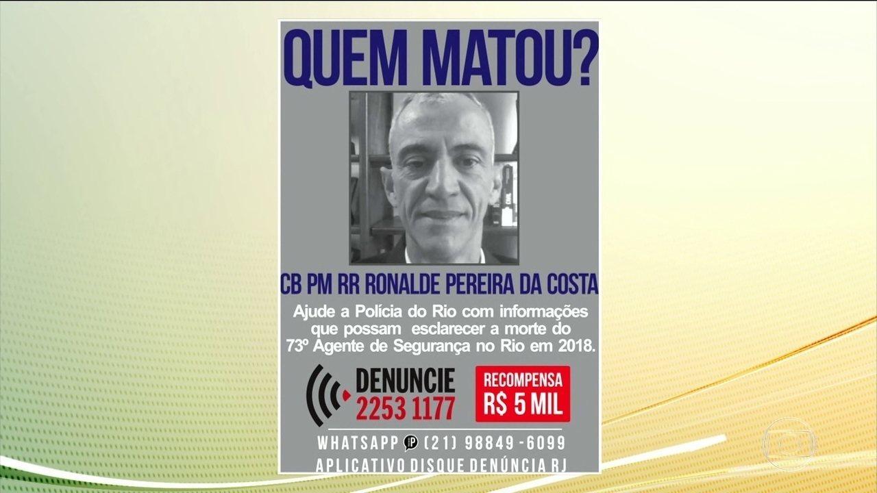 Sobe para 60 o número de policiais militares mortos no Rio