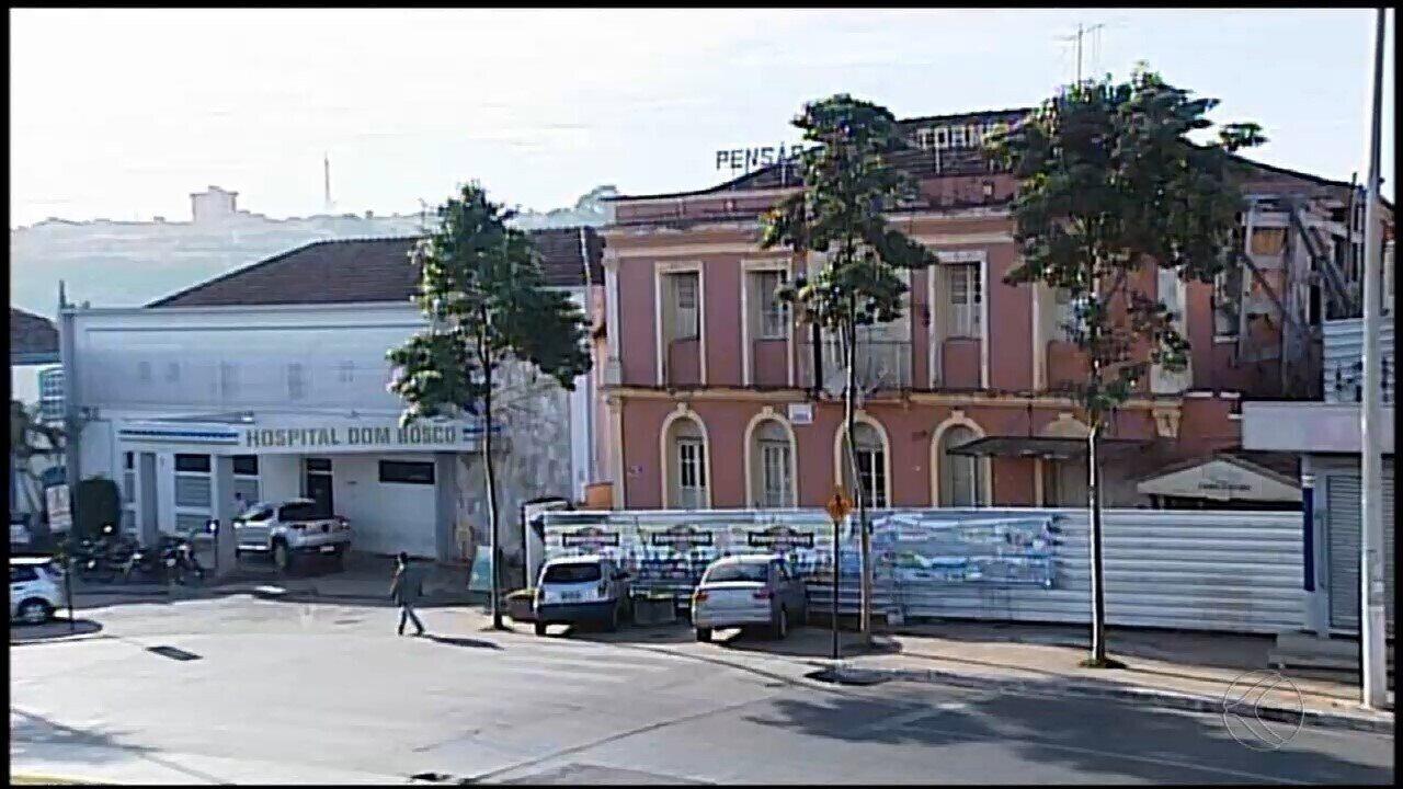 Prédio que pertenceu a Dona Beja pode ser demolido até agosto em Araxá