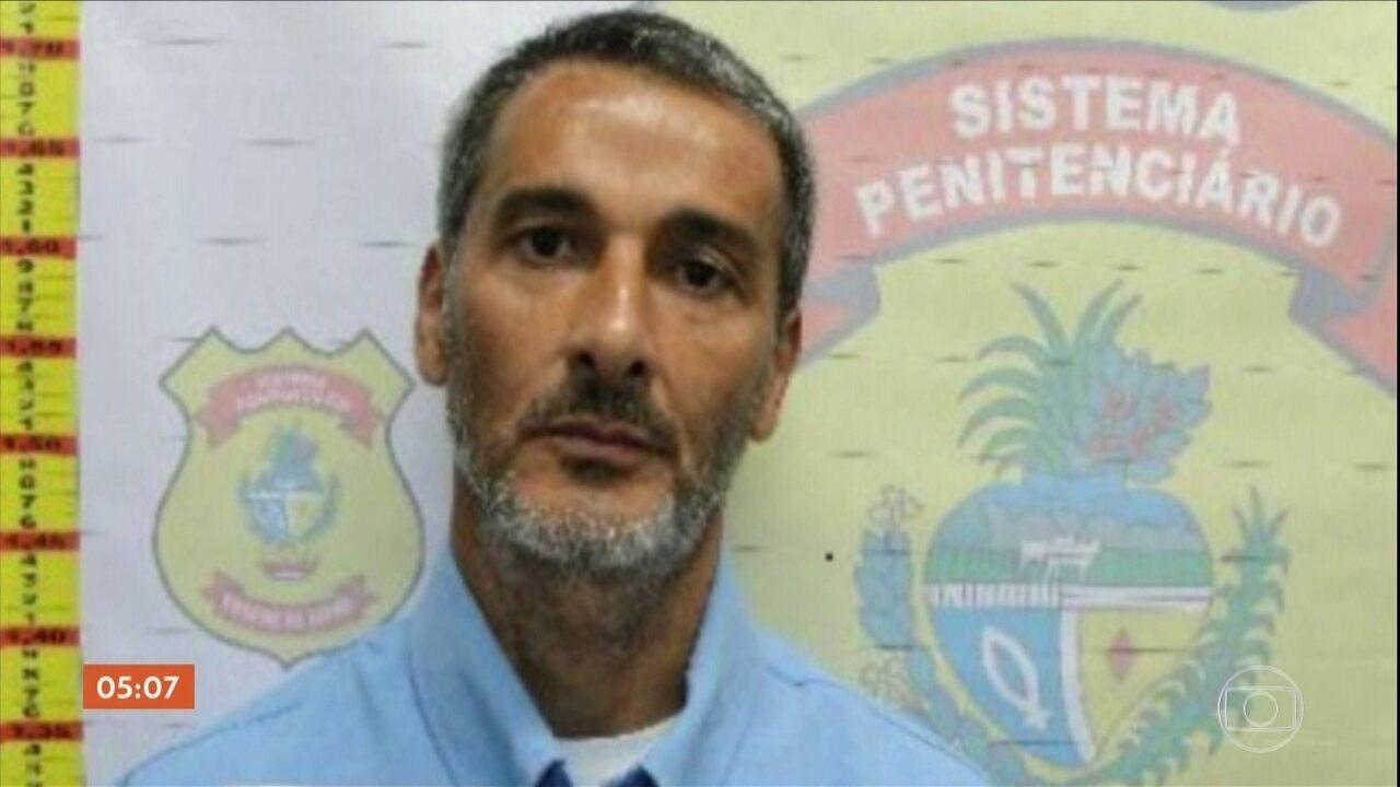 Ex-braço-direito do traficante Fernandinho Beira-mar é solto irregularmente em GO
