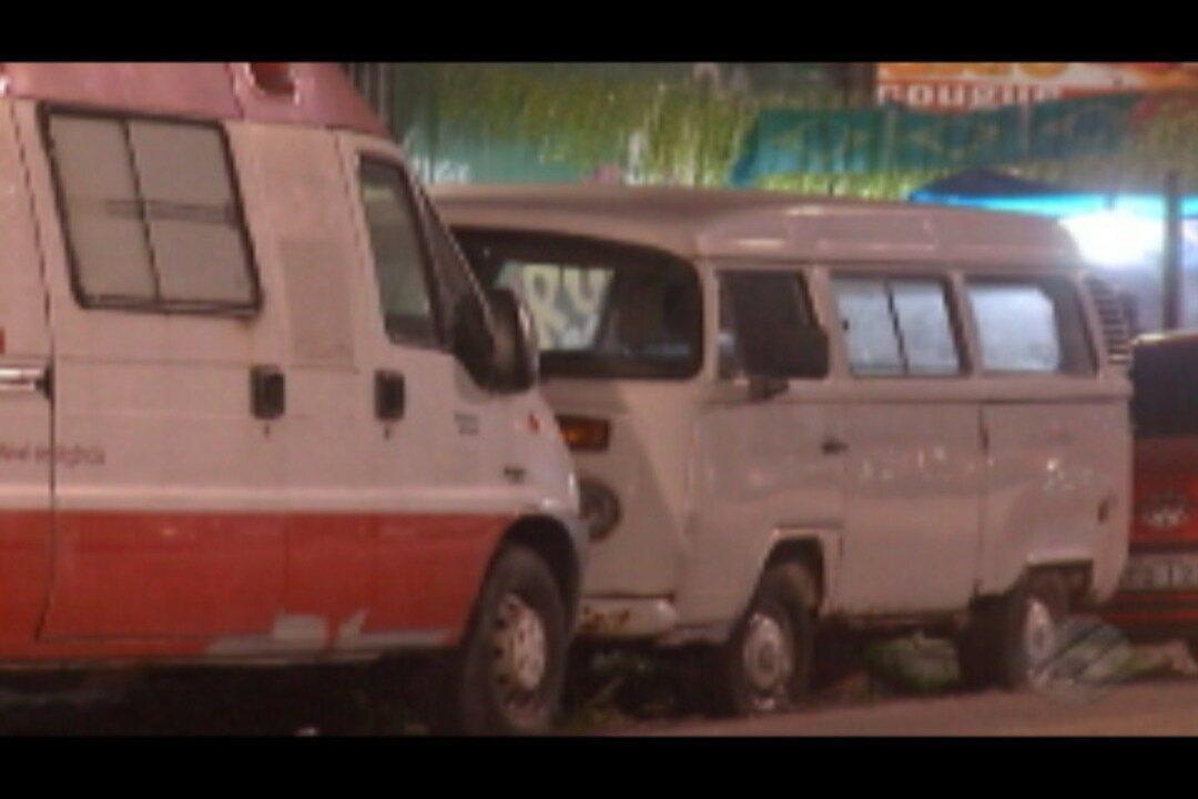 Carros abandonados são econtrados com facilidade na região metropolitana de Belém