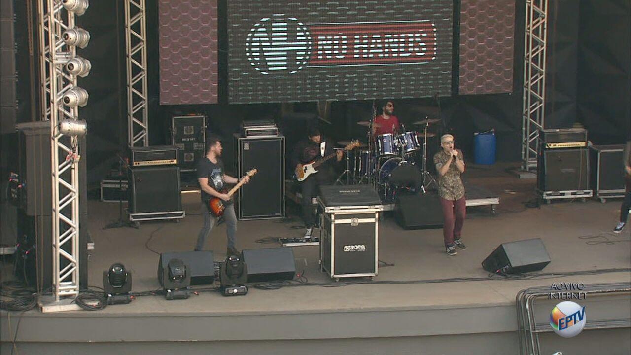 Festival Araraquara Rock é destaque neste fim de semana