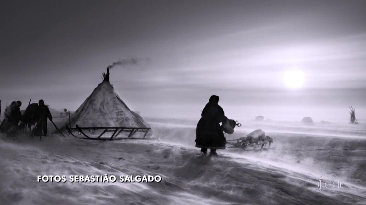 Sebastião Salgado conta a sua experiência com os nenets