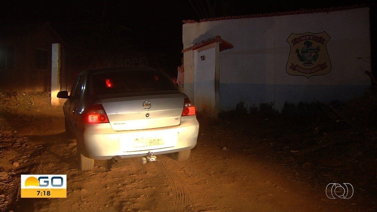 Mulher é presa suspeita de facilitar a entrada de explosivos no presídio de Trindade