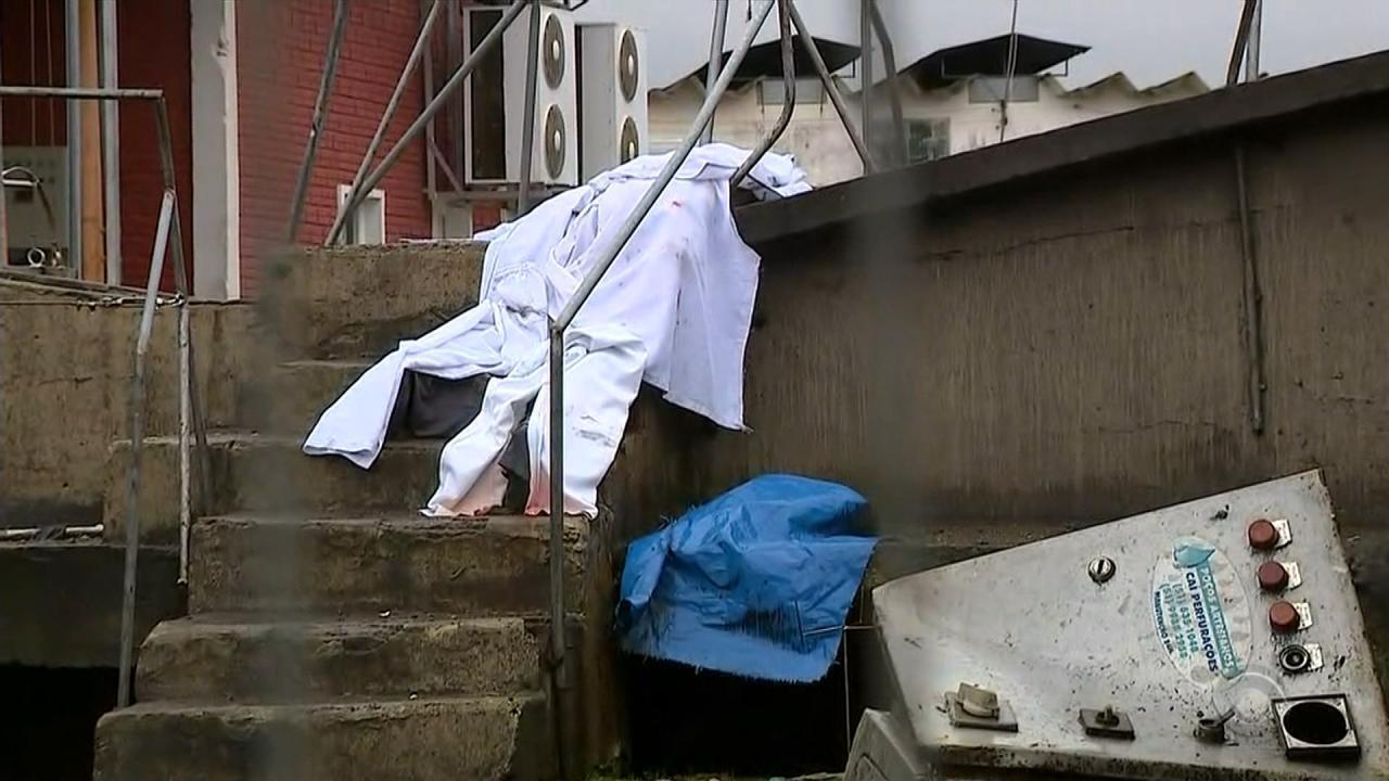 Explosão de caldeira em frigorífico deixa dois mortos e quatros feridos em Taquara