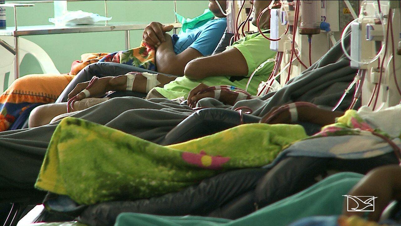 Pacientes renais crônicos no interior do Maranhão seguem sofrendo com longas viagens para fazer hemodiálise