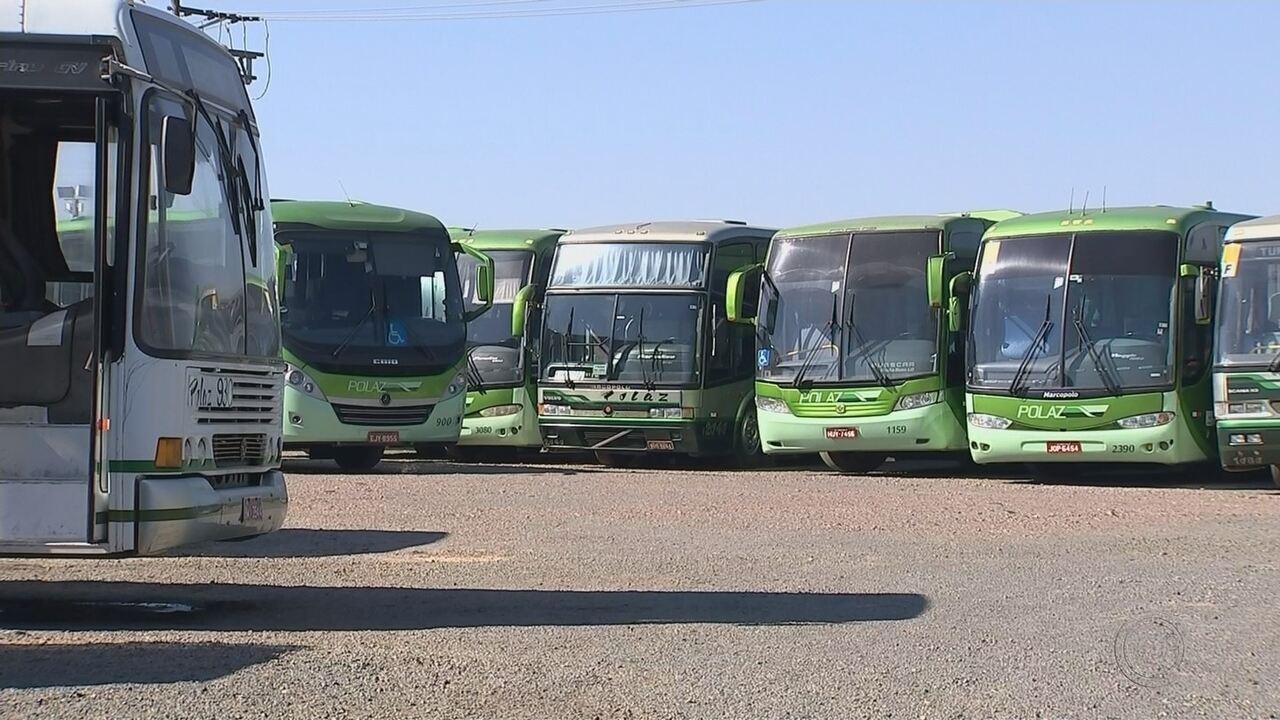 Transporte público de Porto Feliz deve voltar ao normal nesta terça-feira