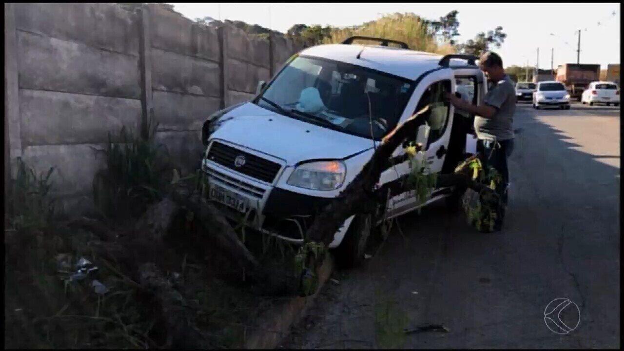 Pacientes de Igaratinga ficam feridos em acidente de trânsito em Divnópolis