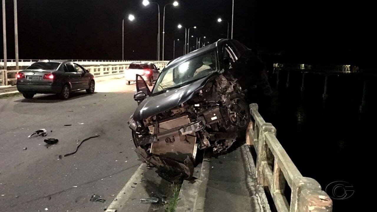 Corregedoria da PM vai investigar conduta de policial envolvido em acidente