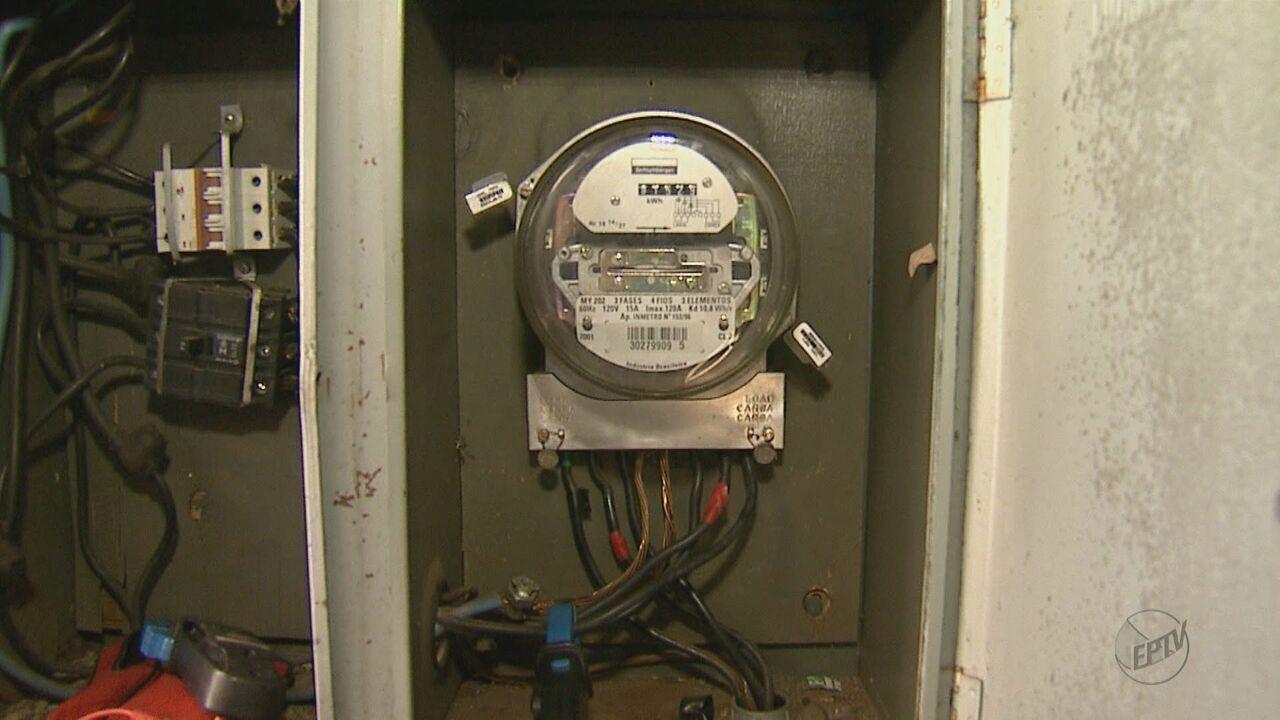 Fraudes na rede elétrica mais que dobram em São Carlos