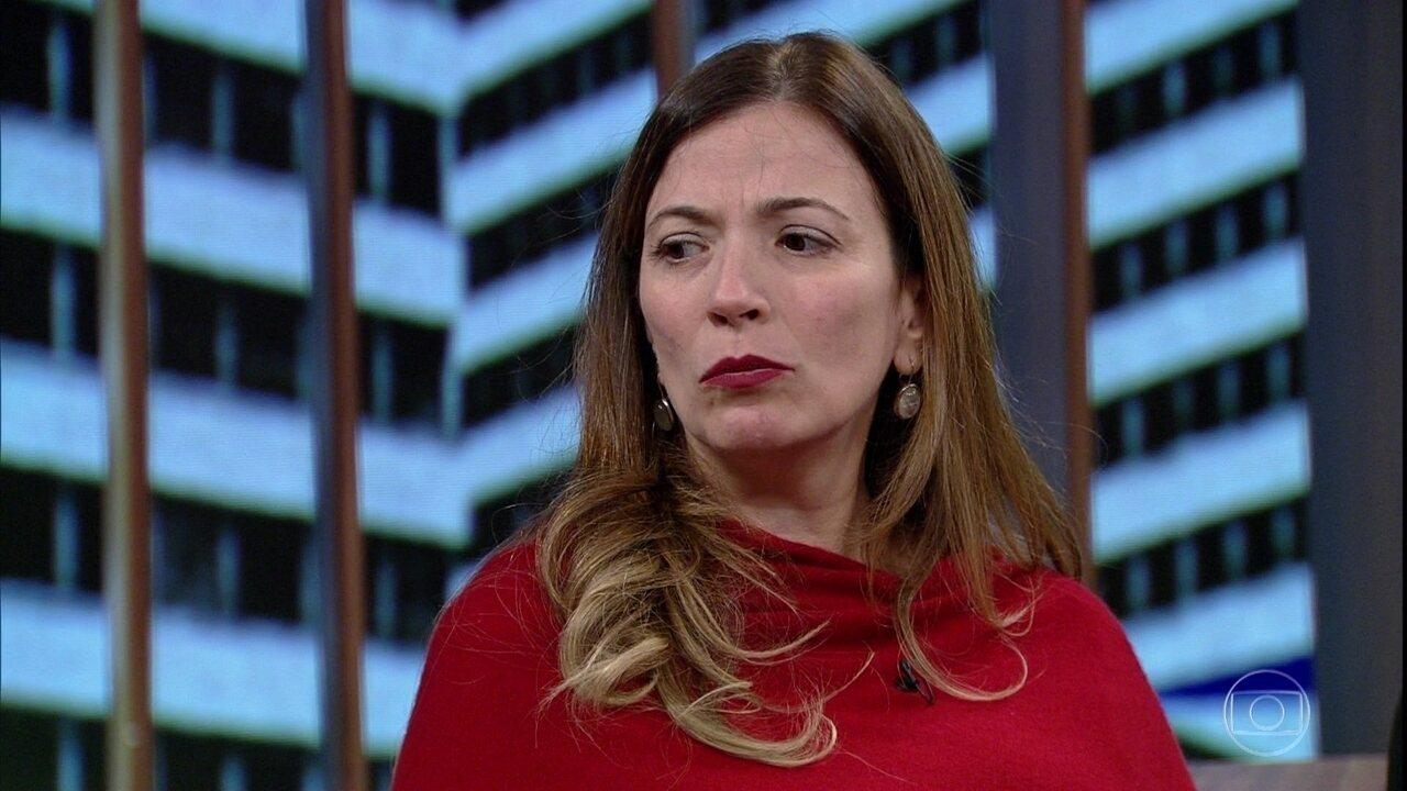 Ana Claudia fala sobre os desafios da área de medicina paliativa