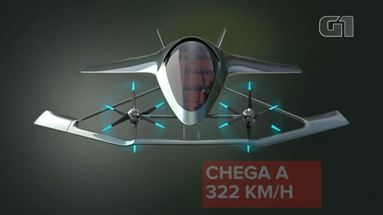Aston Martin Cria Conceito Para Carro Voador De Luxo Auto