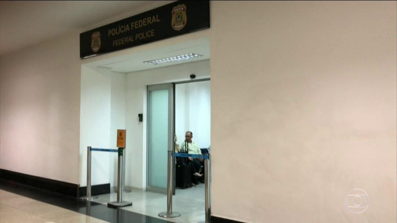 Polícia Federal ouve testemunhas em SP no inquérito dos portos