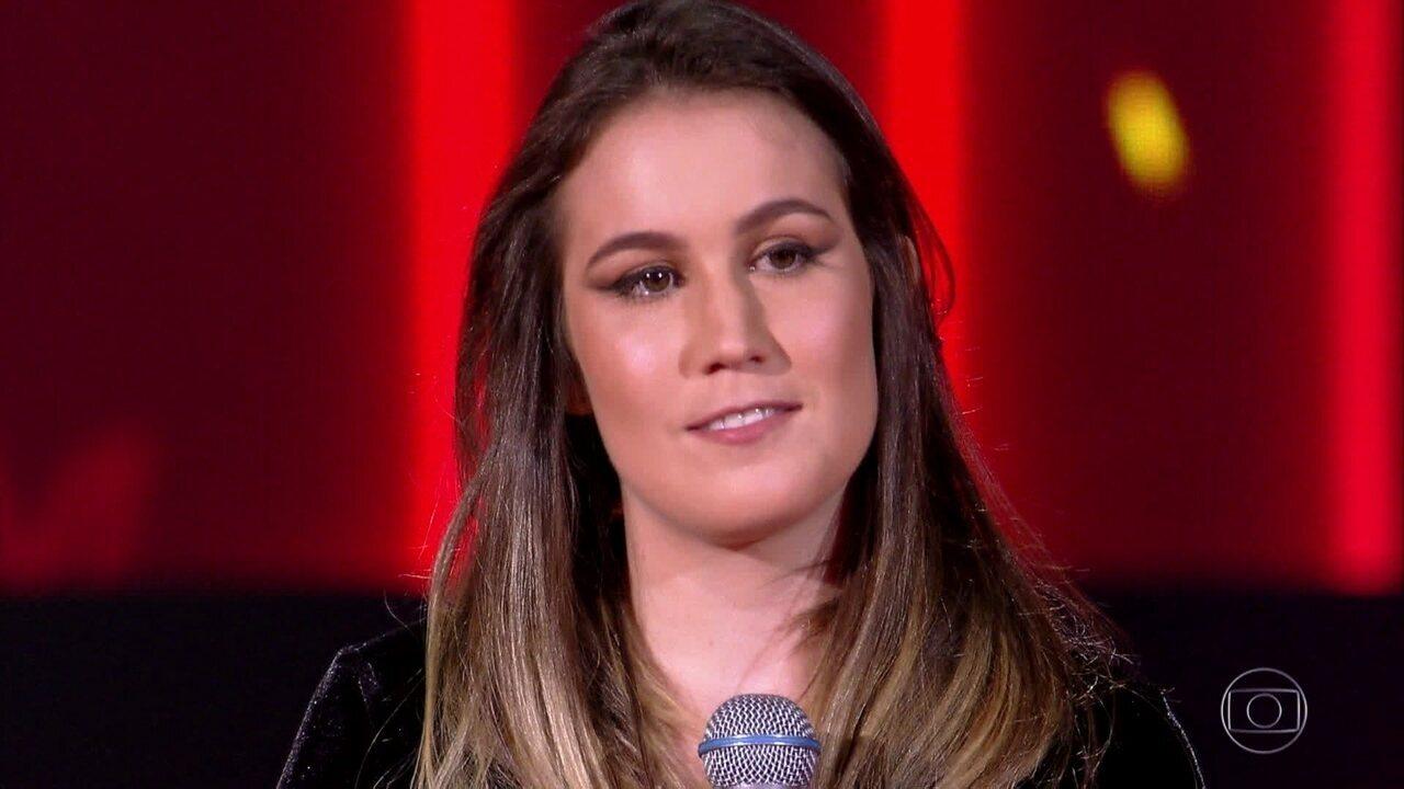 Amanda Cadore canta The House of the Rising Run