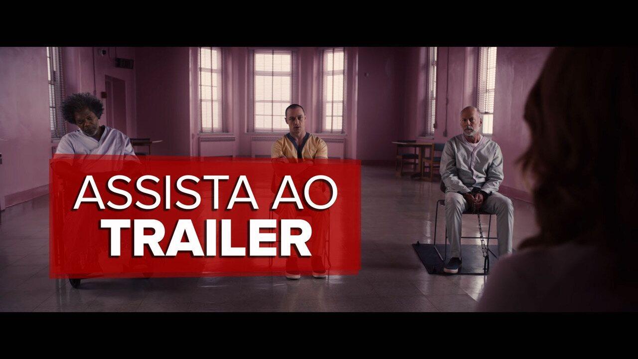 'Vidro' ganha primeiro trailer