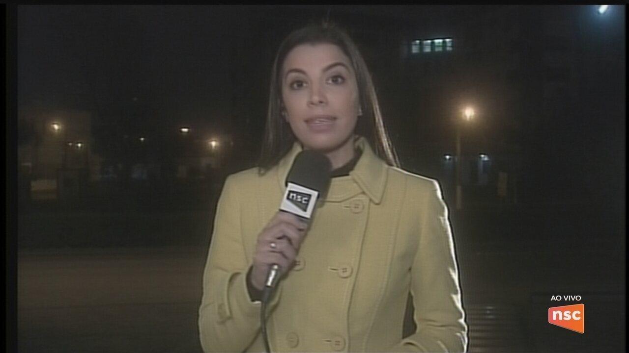 Agente recebia salário sem trabalhar no presídio de Joaçaba