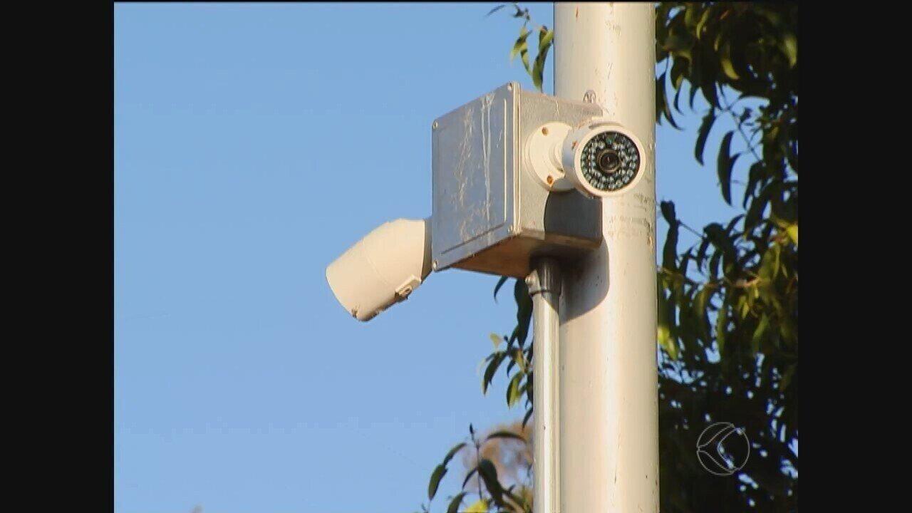 Sistema de vídeomonitoramento do Parque do Sabiá em Uberlândia ainda não está concluído