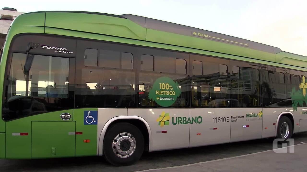 Resultado de imagem para ONIBUS ELETRICO BRASILIA