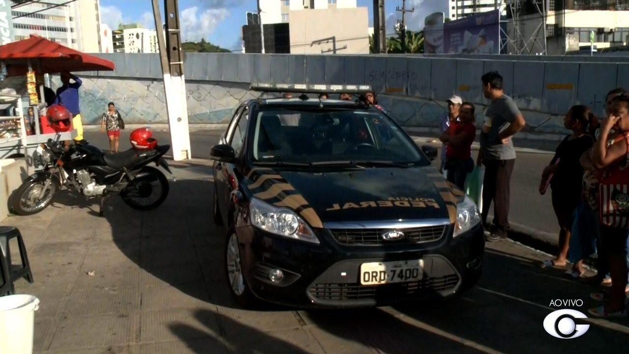 Polícia Federal faz operação contra crimes previdenciários em Alagoas