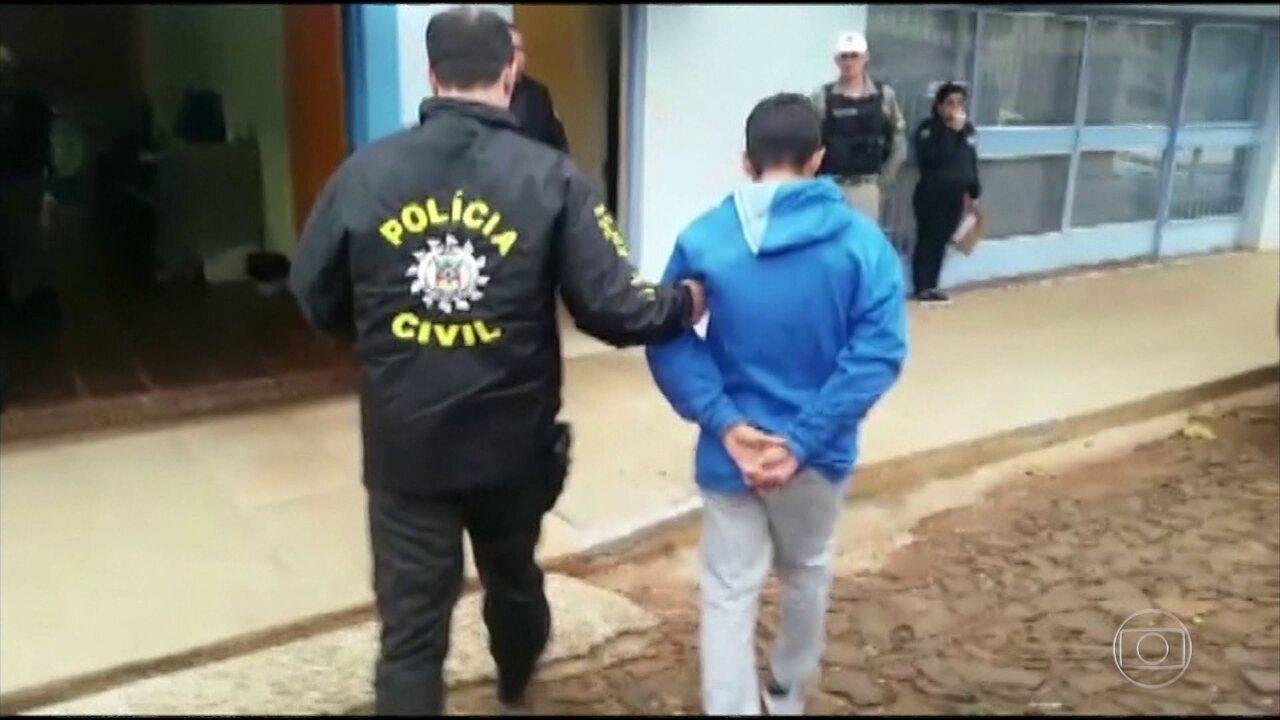 Polícia Civil prende 45 pessoas por tráfico de drogas no RS