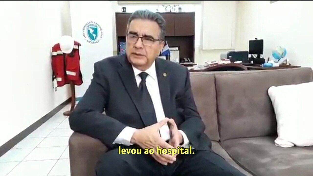 Reitor da universidade onde brasileira estudava fala sobre a morte da estudante
