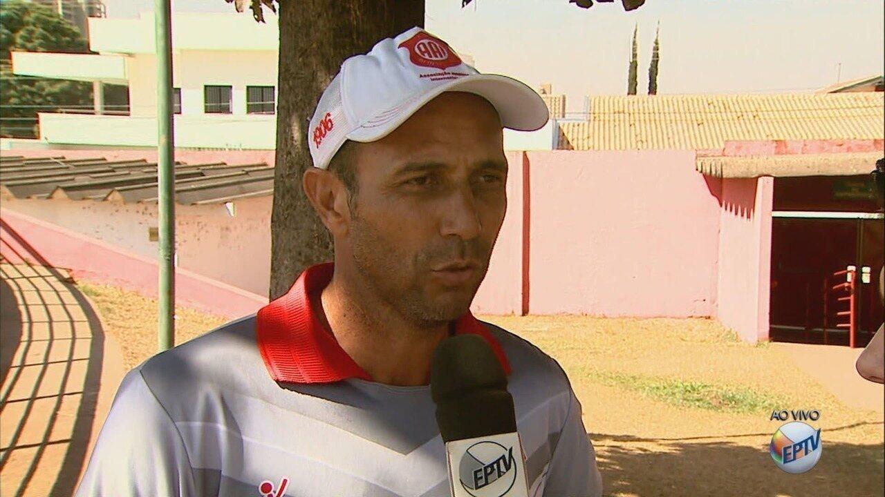 Inter de Bebedouro vence dois jogos seguidos pela 4ª divisão do Campeonato Paulista