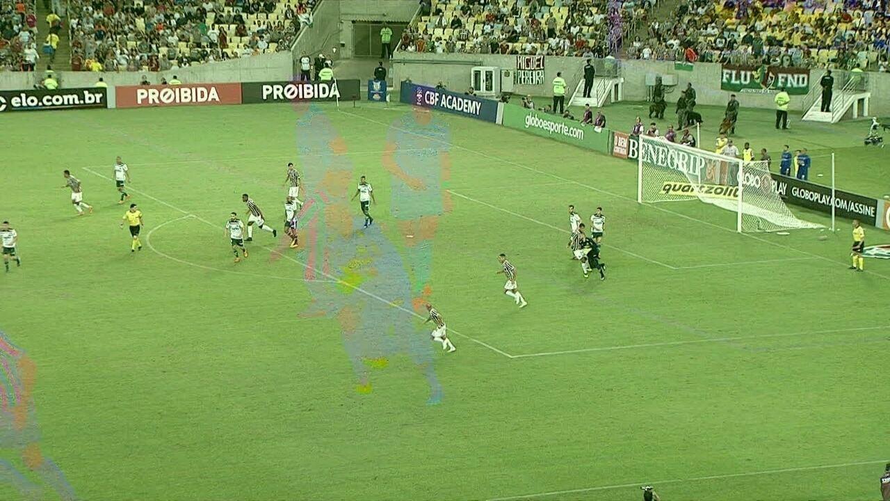 Melhores momentos: Fluminense 1 x 0 Palmeiras pela 15ª rodada do Brasileirão
