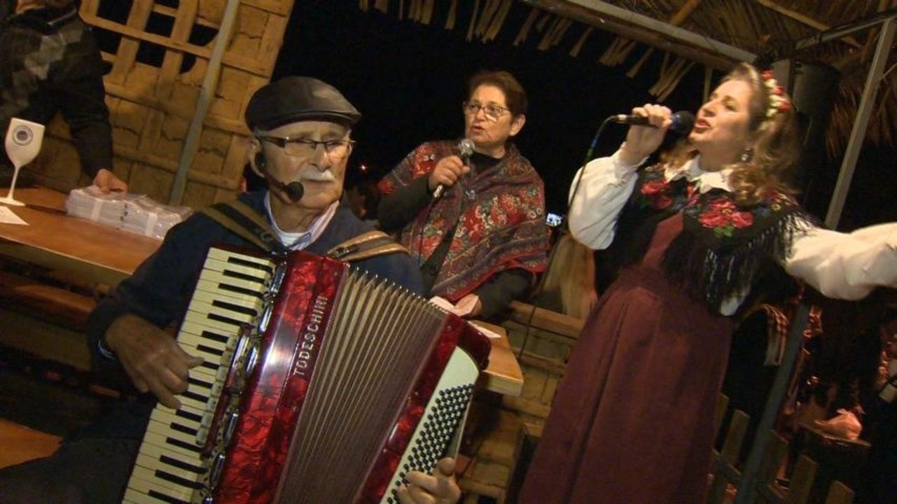 Em Movimento: Serenata Italiana, uma noite típica em Venda Nova do Imigrante