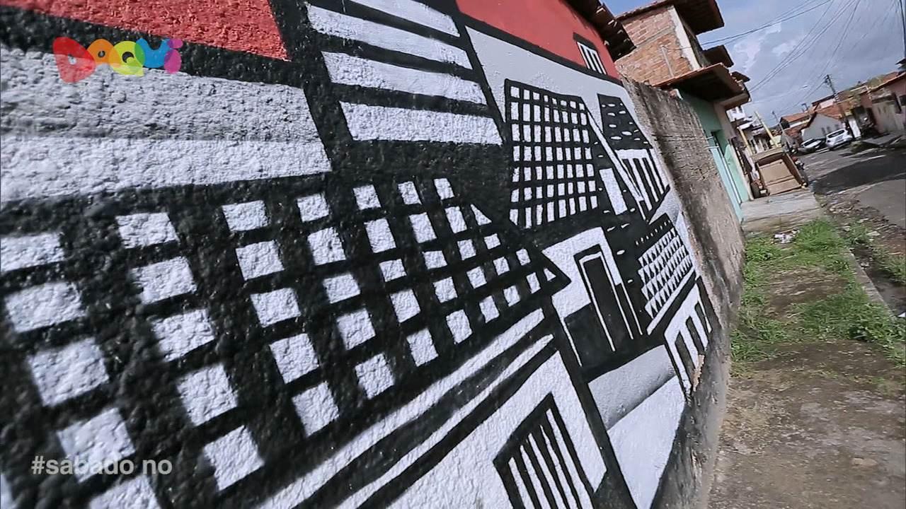 Confira a arte do artista visual Romildo Rocha