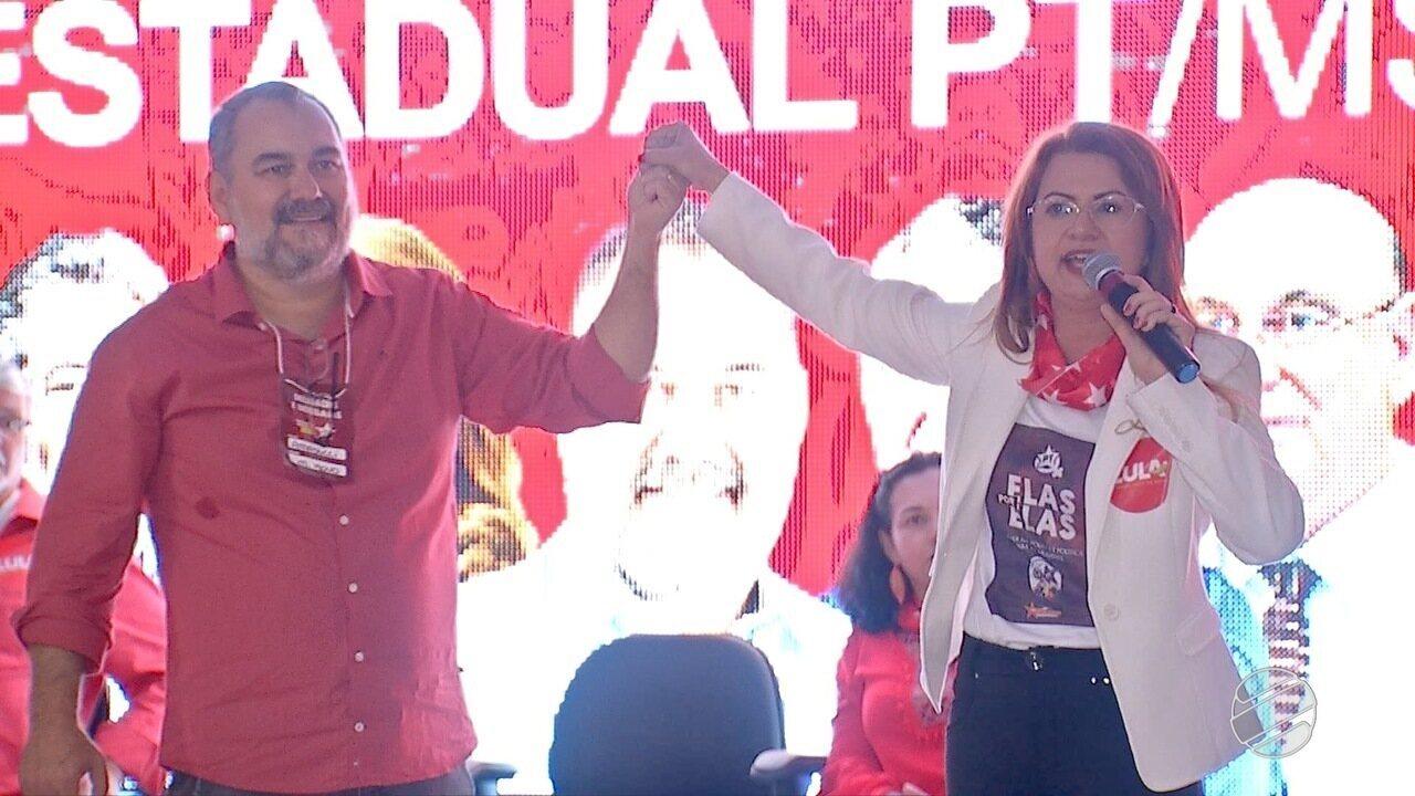 PT lança Humberto Amaducci ao governo de MS