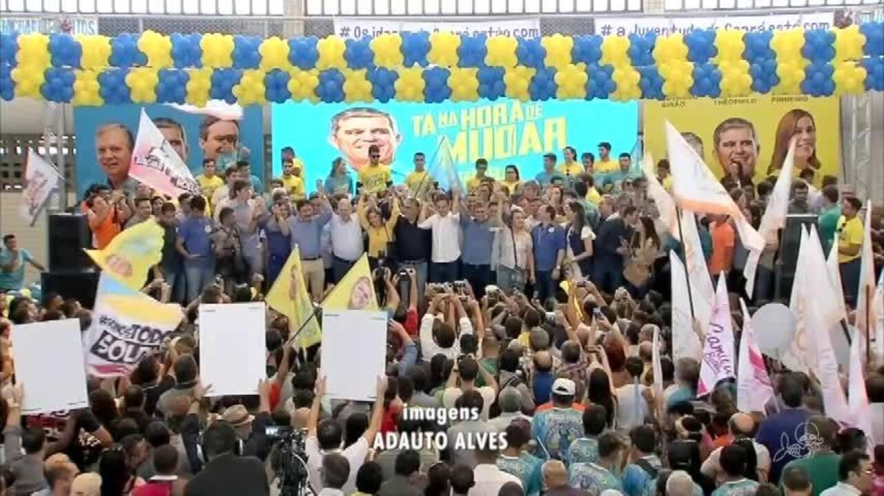 PSDB lança General Guilherme Theophilo ao Governo do Estado