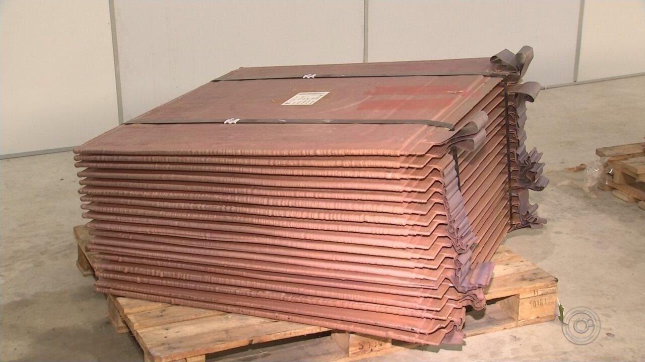 Quadrilha é presa por roubar cargas e adulterar placas de caminhões em Sorocaba