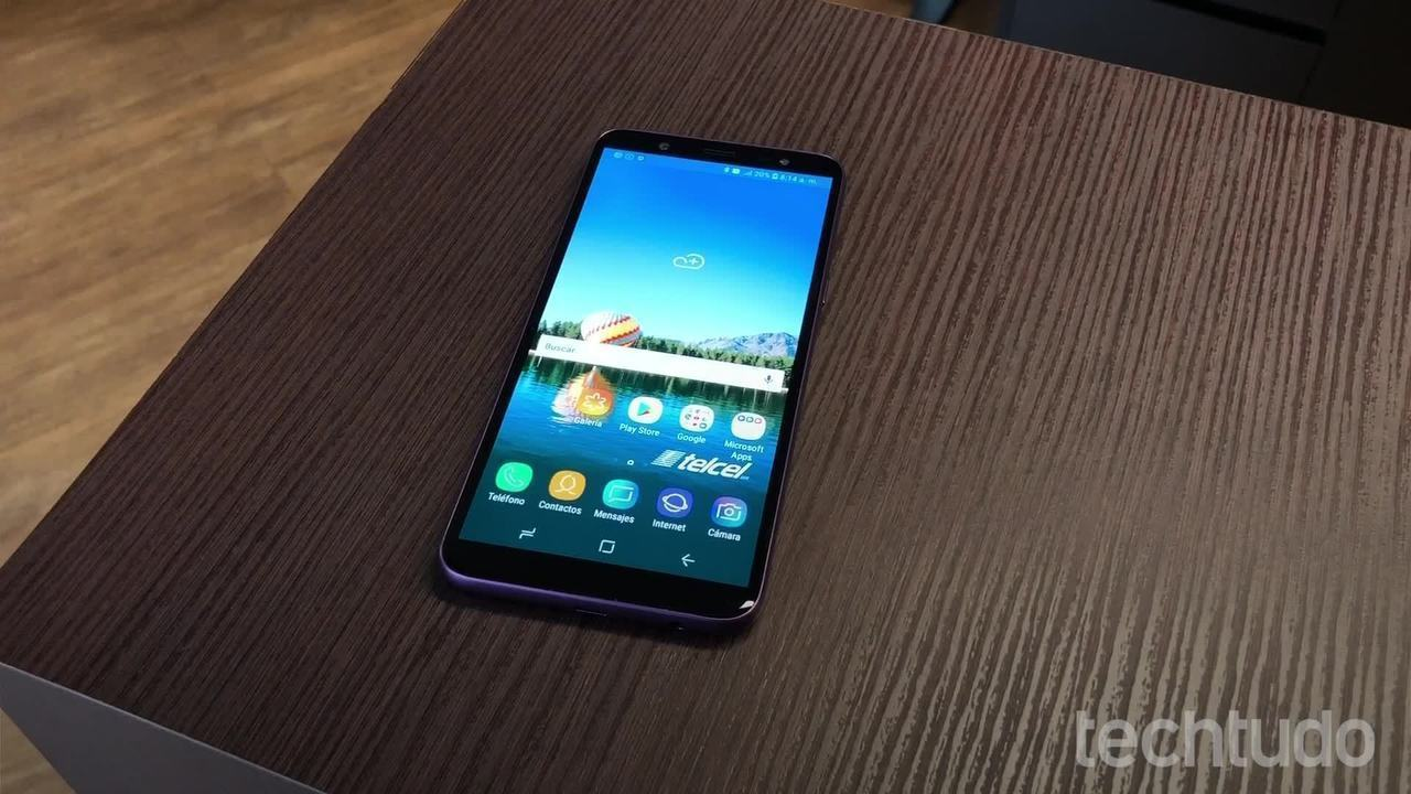 Galaxy J8: conheça o novo celular da Samsung