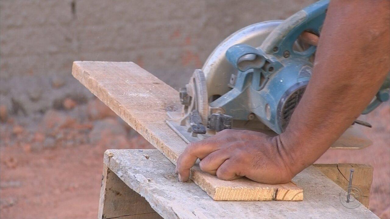 Alta nos preços prejudica venda de materiais de construção