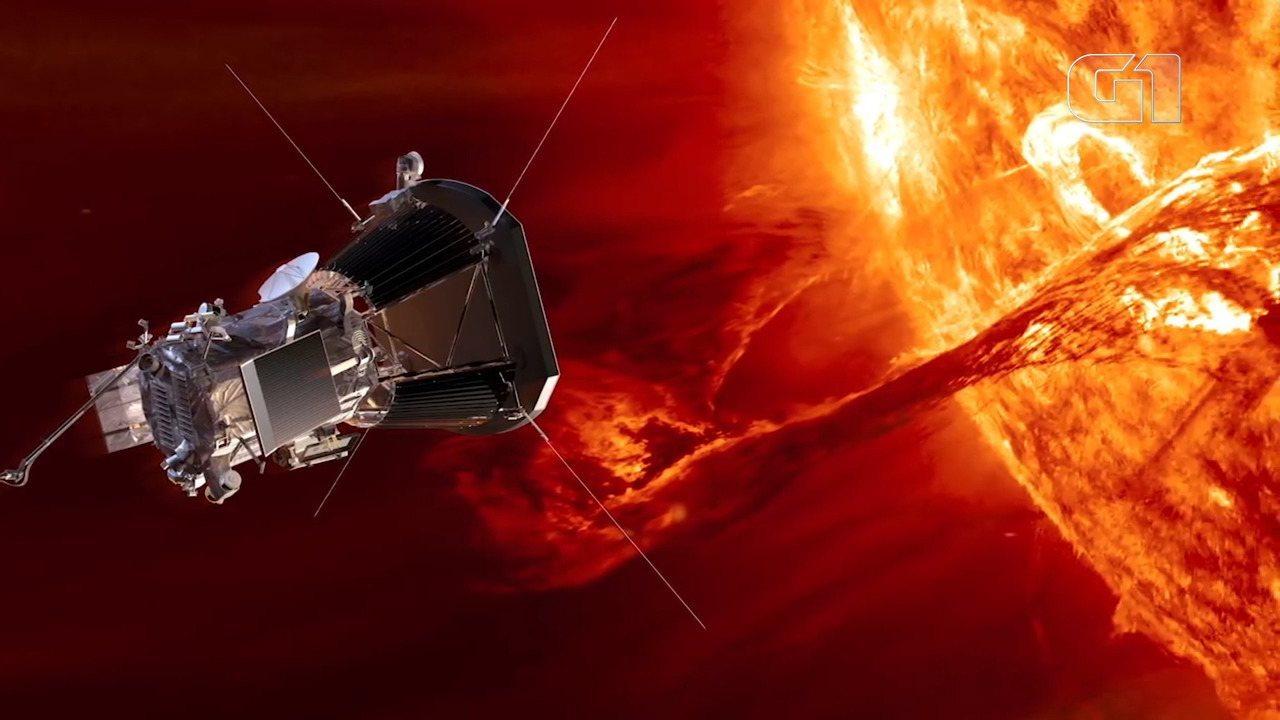 Nasa lança missão inédita para 'tocar' o Sol