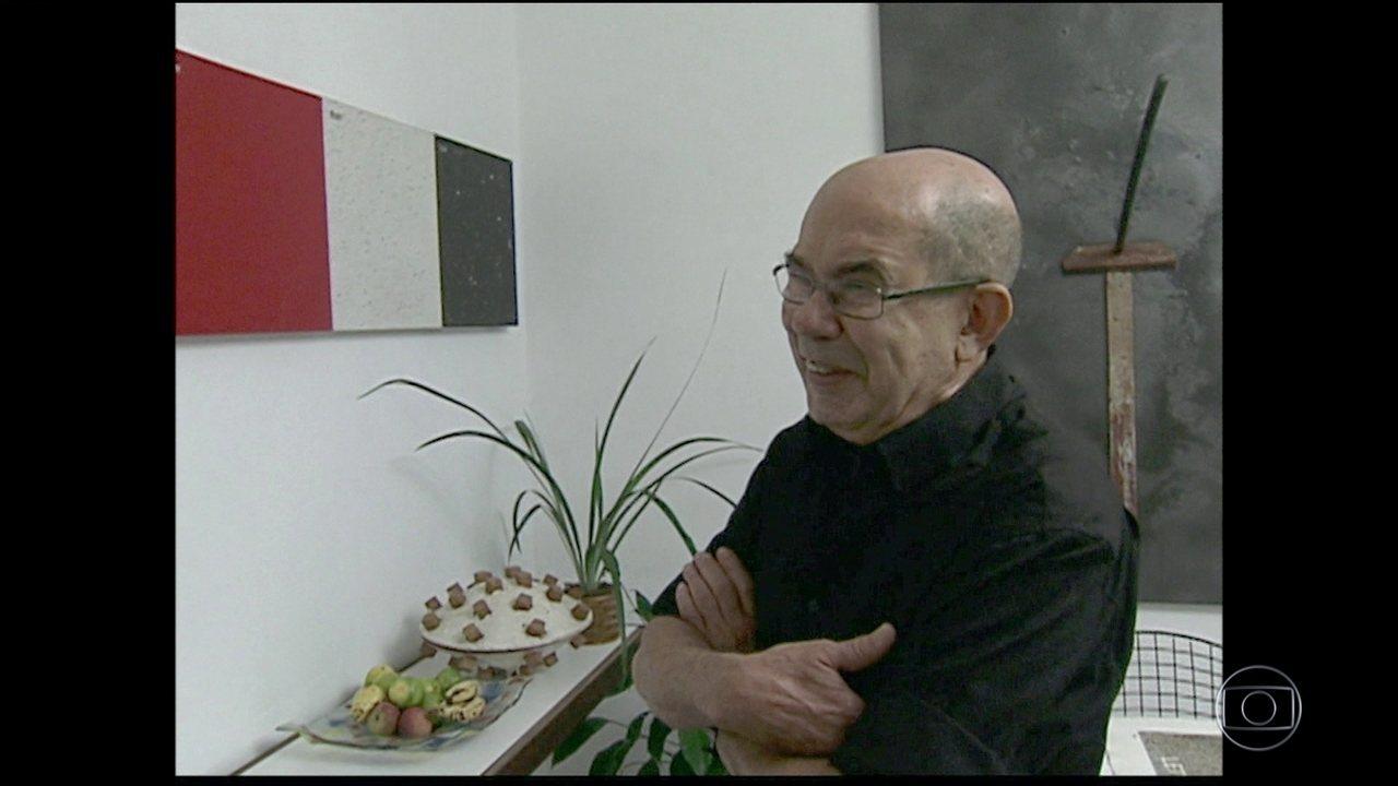 Artista plástico Antonio Dias morreu no Rio aos 74 anos