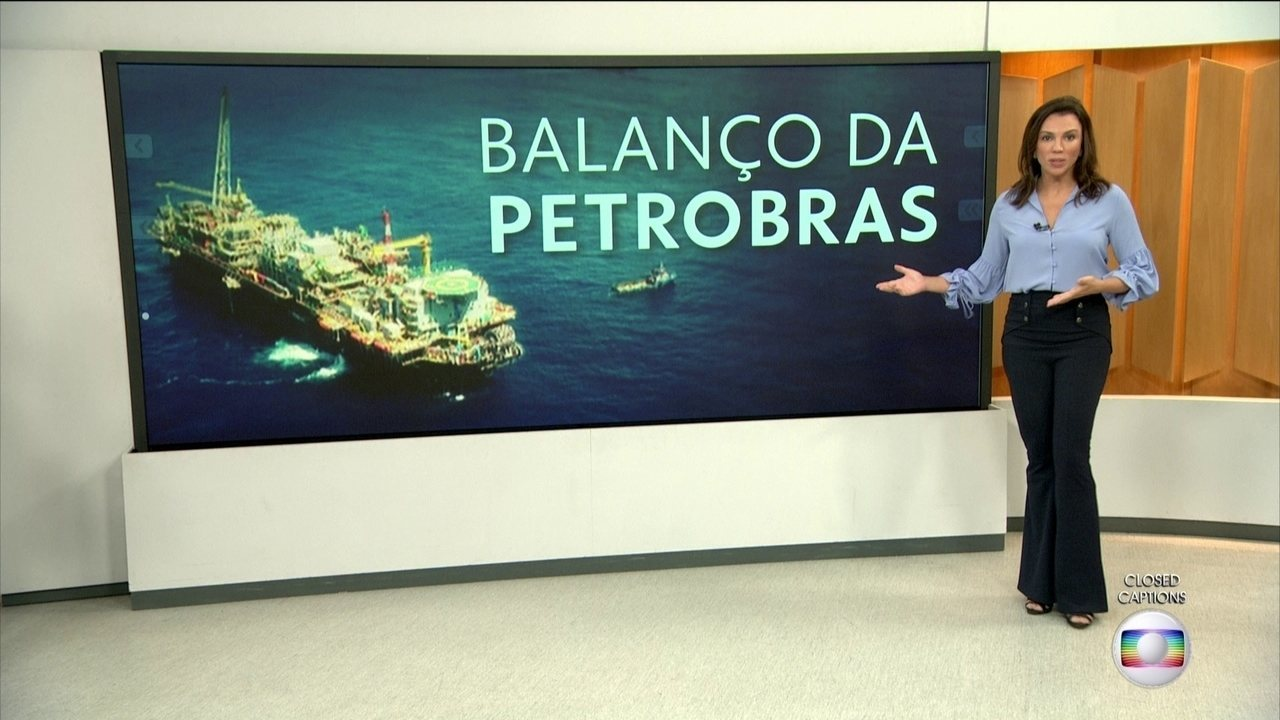 Petrobras tem o maior lucro dede 2011